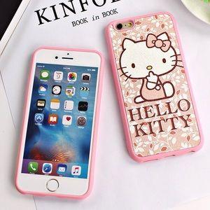 Accessories - iPhone 6/6plus HelloKitty soft case